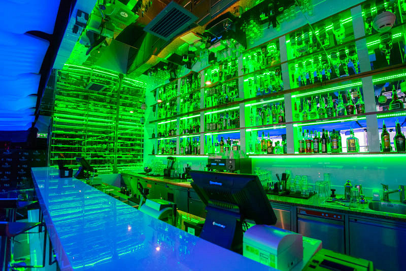 Ресторан Extra Lounge - фотография 7