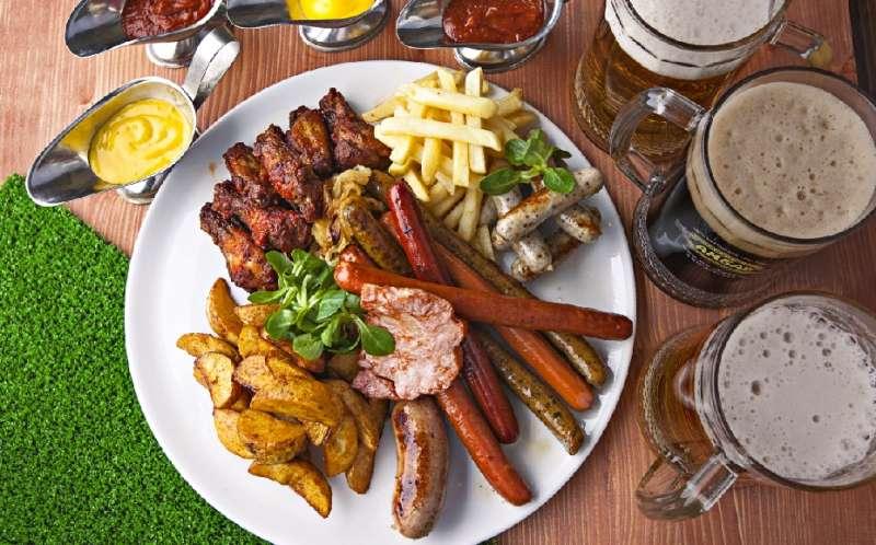 Ресторан Старый амбар - фотография 13