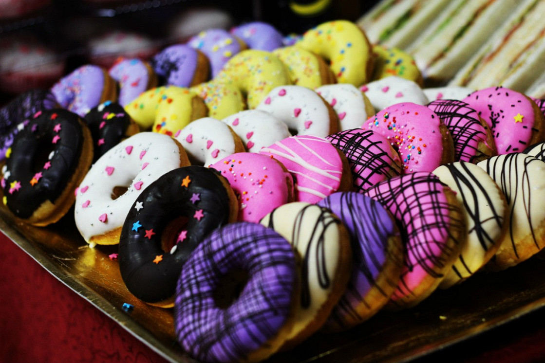 Ресторан Raspberry Donut's - фотография 1