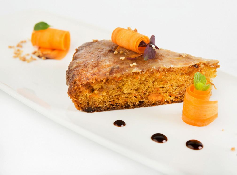 Ресторан Рассольников - фотография 16 -  Морковный пирог