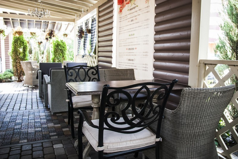 Ресторан Шале - фотография 10