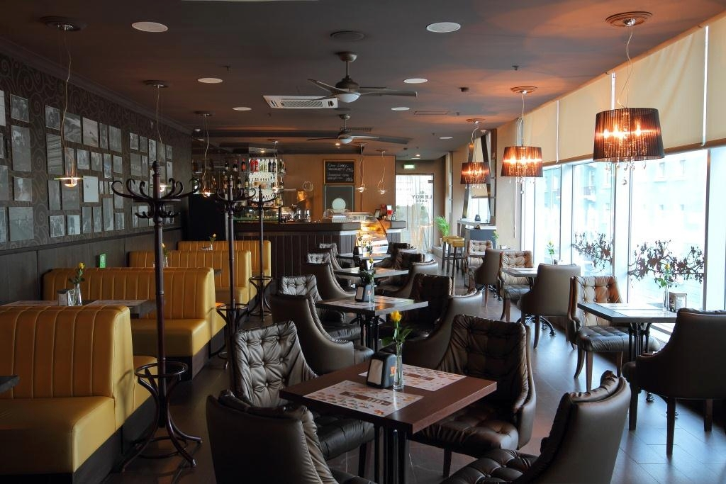 Ресторан Leroy - фотография 1