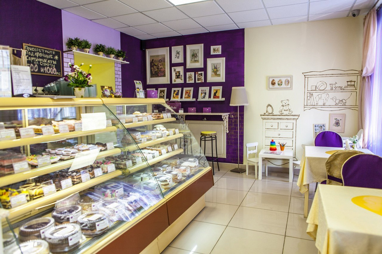Ресторан Виолет-винтаж - фотография 1