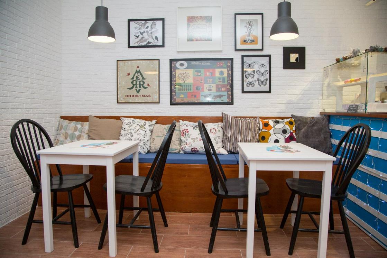 Ресторан Coff & D - фотография 1