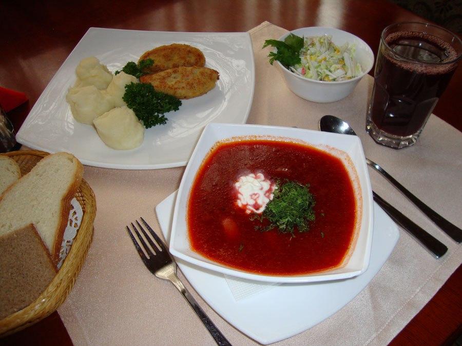 Ресторан Восточный уголок - фотография 2