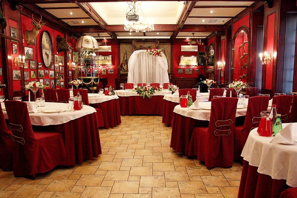 Ресторан Охотничий клуб - фотография 2