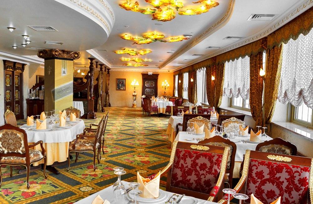 Ресторан Кураж - фотография 1