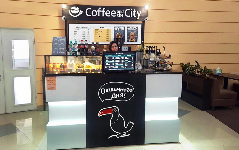Ресторан Coffee and the City - фотография 2