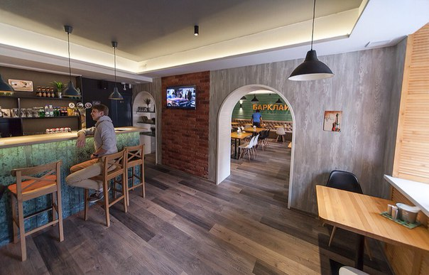 Ресторан Барклай - фотография 3