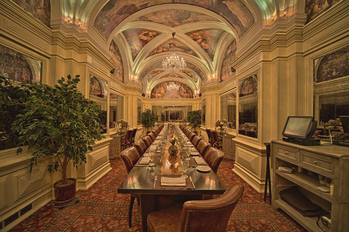 Ресторан Бифштекс - фотография 6