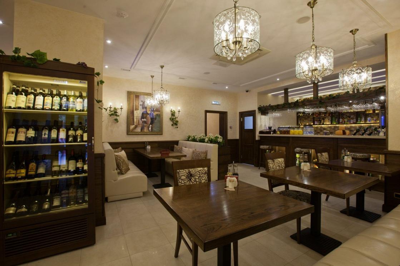 Ресторан Pranzo - фотография 15