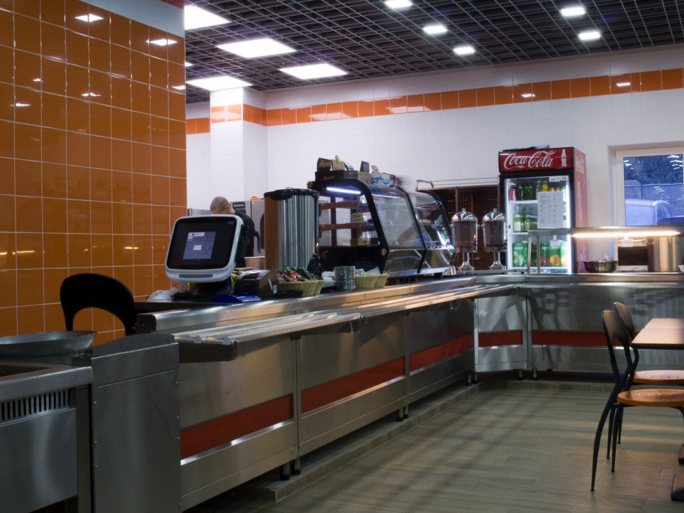 Ресторан Глазунья - фотография 8