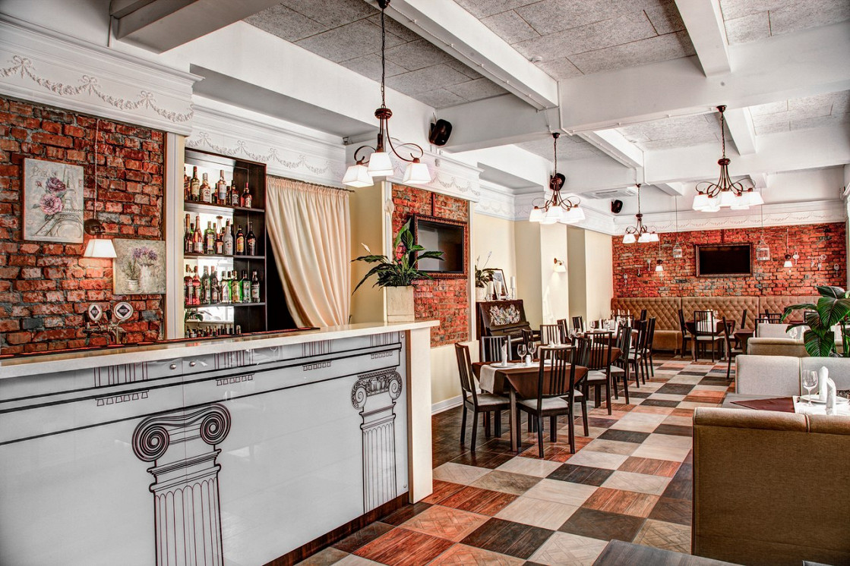 Ресторан Parmesan - фотография 1