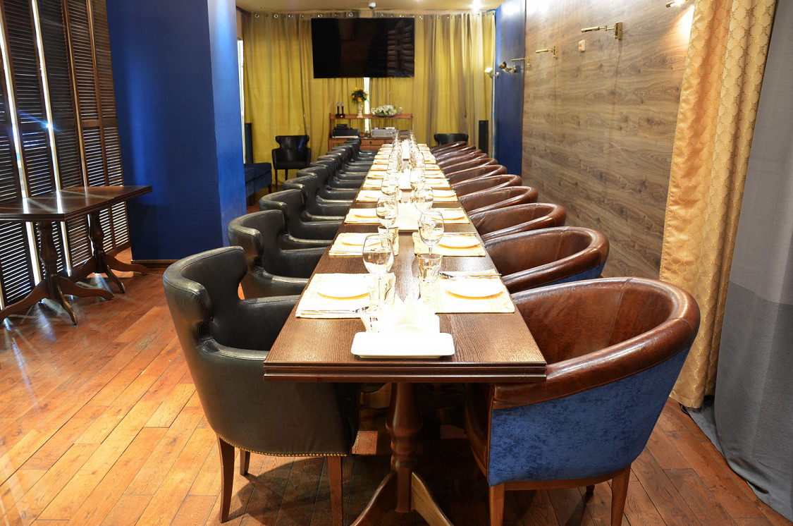Ресторан Aria - фотография 13