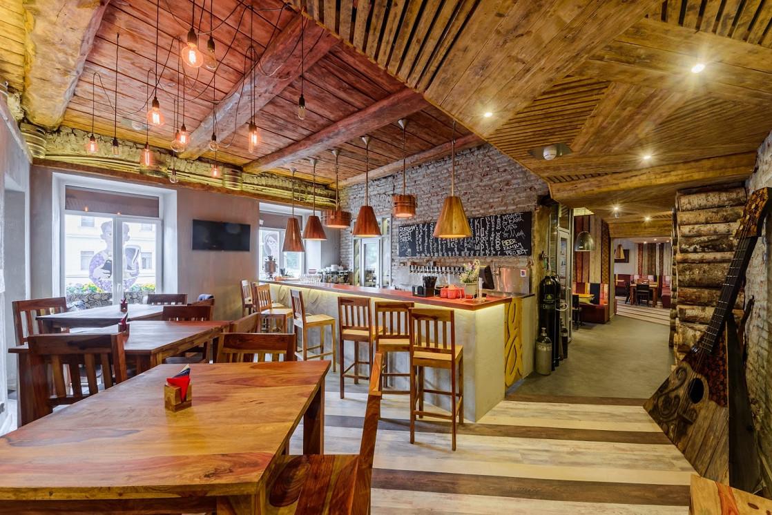 Ресторан Иван & Марья - фотография 6
