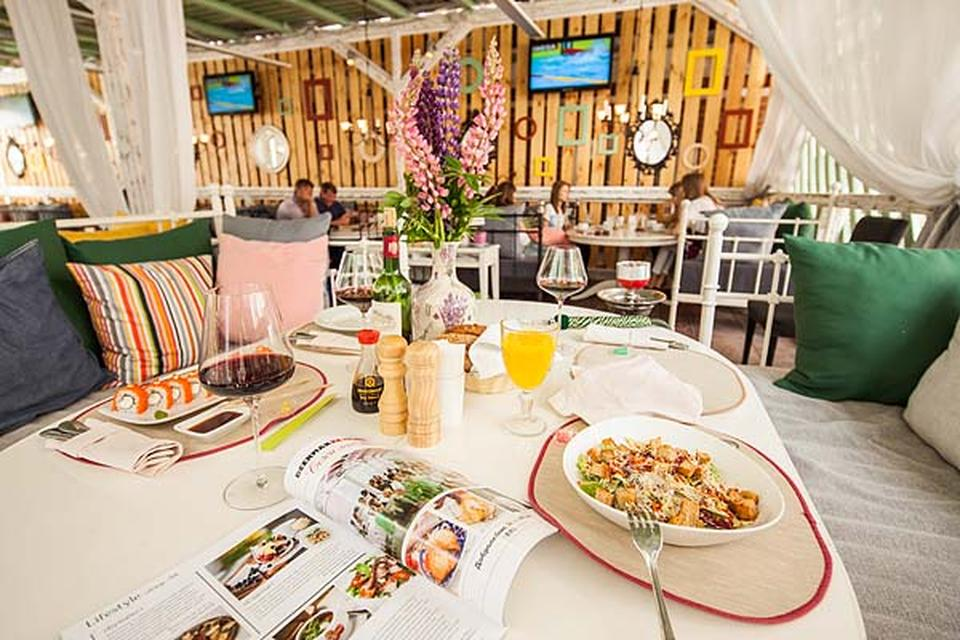 Ресторан Веранда Дениса Иванова - фотография 3
