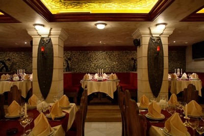 Ресторан Замок огня - фотография 9