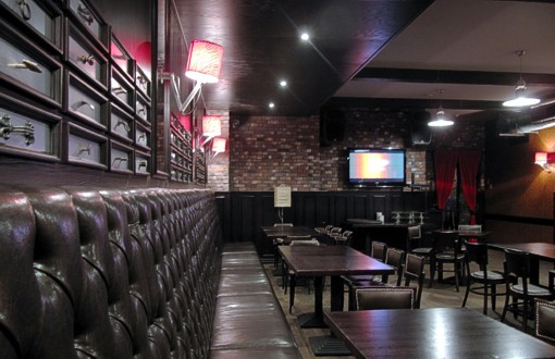 """Ресторан Бюрократ - фотография 1 - Банкетный зал ресторана """"Бюрократ"""""""