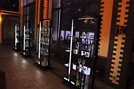 Ресторан Maison Grise - фотография 6 - Винотека