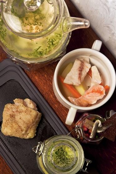 Ресторан Степа Лиходеев - фотография 22 -  Деловой сет-обед