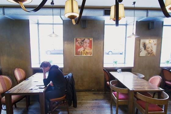 Ресторан Фасоль - фотография 9