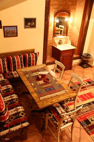 Ресторан Gayane's - фотография 5 - Нижний уровень
