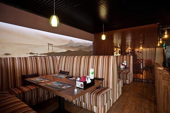 Ресторан Tokyo Bay - фотография 1 - LOUNGE