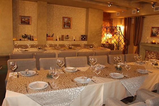 Ресторан Bocca di Bacco - фотография 1
