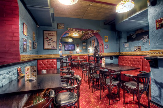 Ресторан Harat's - фотография 5 - Страстной бульвар д.4 стр.5
