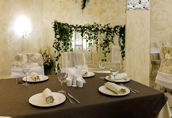 Ресторан Артишок - фотография 19 - Банкетный зал.