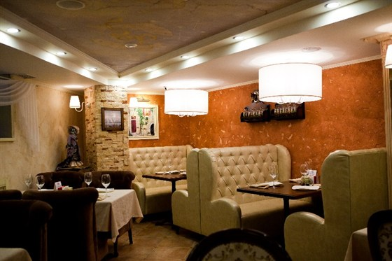 Ресторан Vanilla Sky - фотография 3