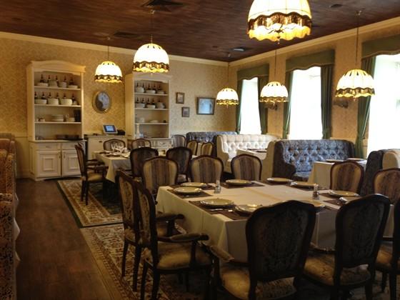 Ресторан Долма - фотография 4 - Второй этаж