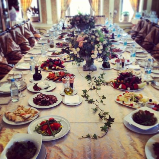 Ресторан Piazza Fontana - фотография 20 - Праздничный вечер в уютном месте!