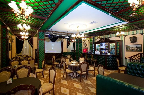 Ресторан Greenwich - фотография 1 - Обеденный зал в классическом Викторианском стиле на 50 персон.