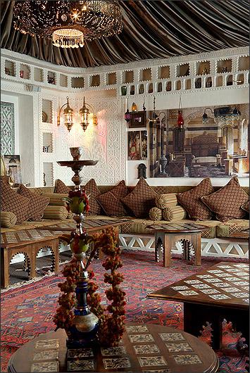 Ресторан Damas - фотография 15