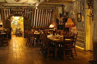 Ресторан Старый чердак - фотография 8