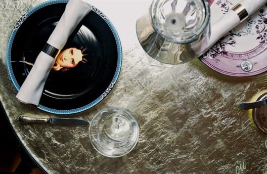 Ресторан Baccarat Cristal Room - фотография 2