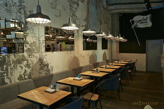 Ресторан Studio - фотография 14