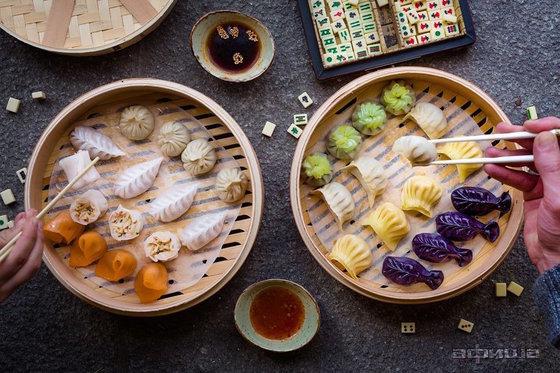 Ресторан Mahjong - фотография 1