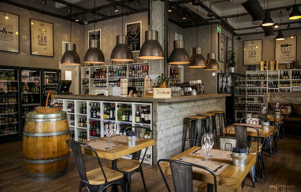 Ресторан Хлеб и вино - фотография 11