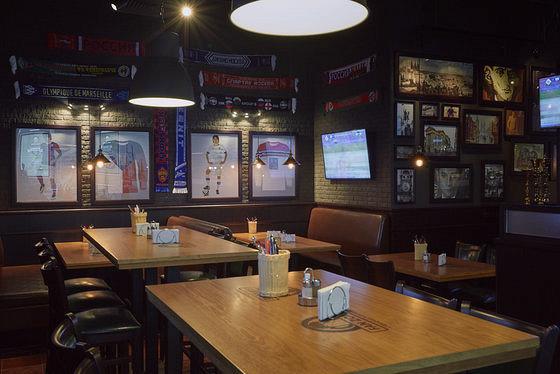 Ресторан Fan Zone - фотография 12