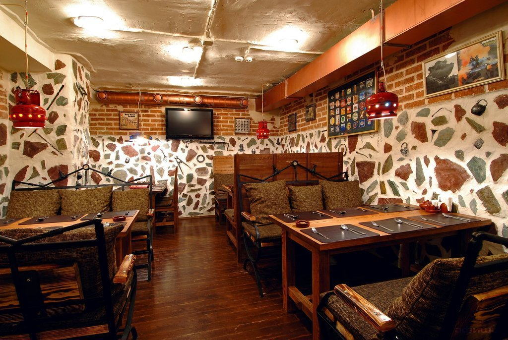 Ресторан Кочегарка - фотография 1