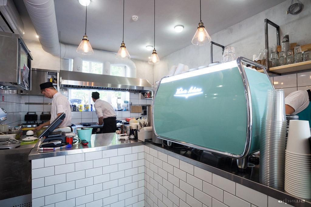 Ресторан Scramble Café - фотография 3