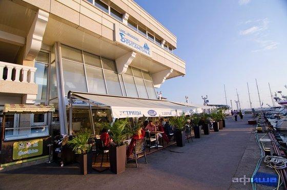Ресторан Бригантина - фотография 12