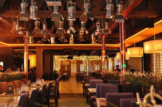 Ресторан Три оленя на Московском - фотография 2