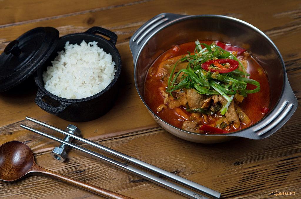 Ресторан Kim & Chi - фотография 3