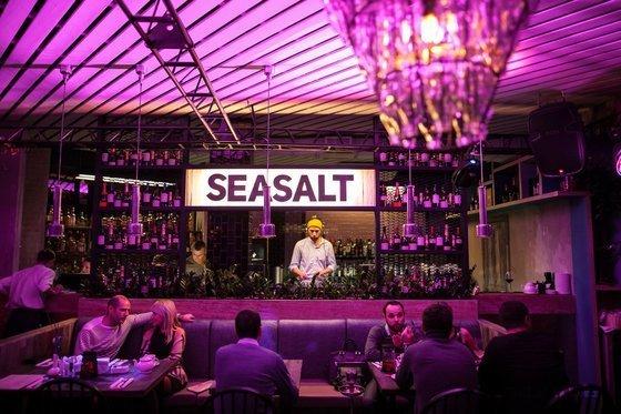 Ресторан Seasalt - фотография 1