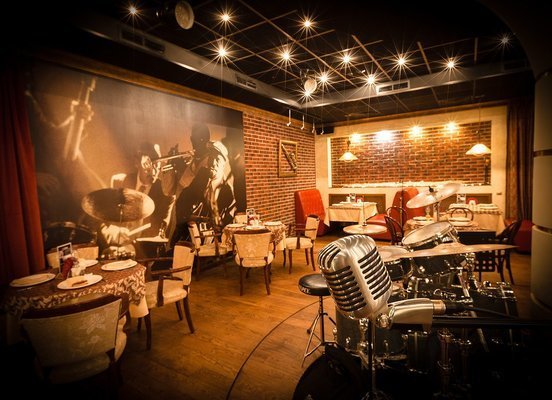 Ресторан Старый рояль - фотография 7