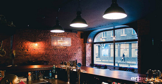 Ресторан The Wall Bar - фотография 3