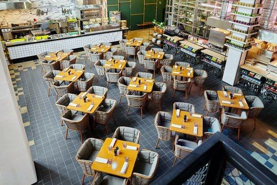 Ресторан Кукумбер - фотография 1